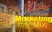 1052208-marketing-mix-background-concept-glowing